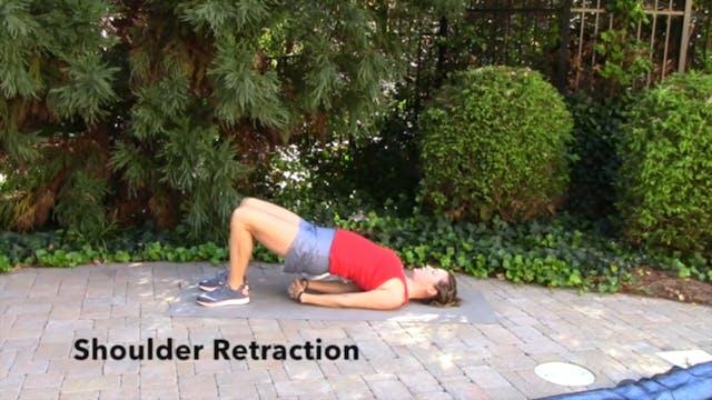 Basic Bridge with Shoulder Retraction