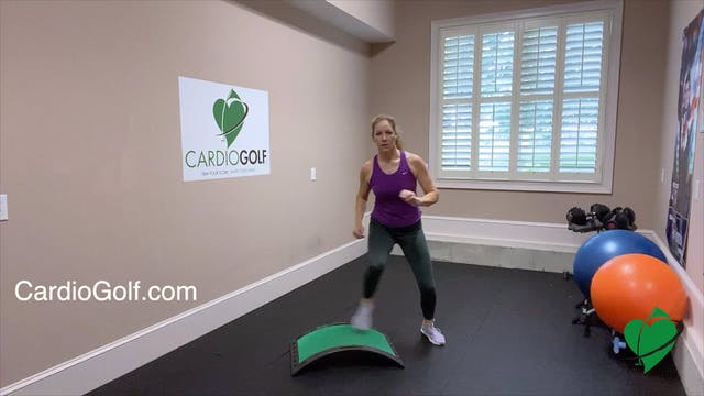 CardioGolf™ Not Just for Golfers