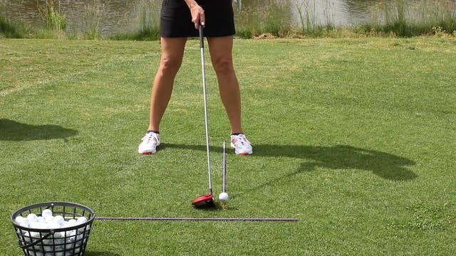 1-minute Check Your Ball Position