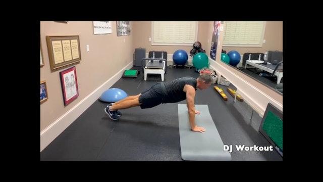 Back to Basics Workout by Dan Jansen