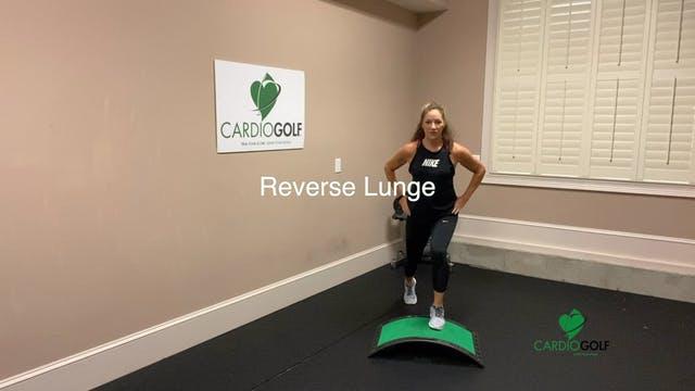 20-minute Cardio and Core Workout