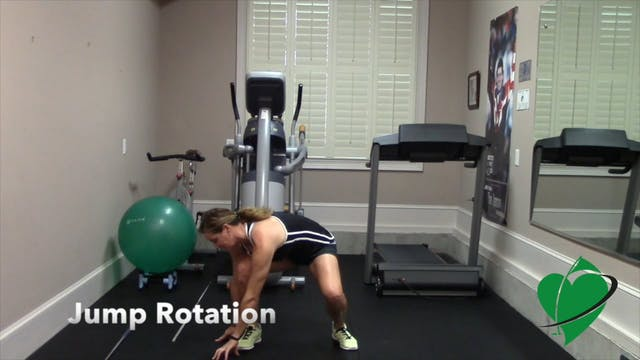 1-minute Jump Rotation