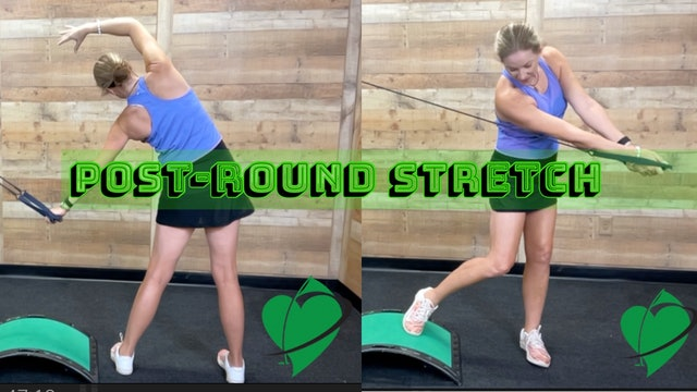 14:41-min Post-Round Recovery Stretch Routine