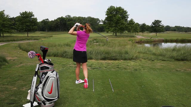 1-minute Smooth Out Your Downswing to...