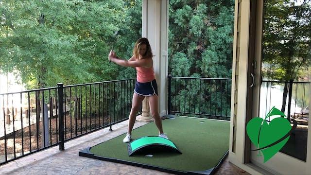 7-minute Practice Swing Challenge 09