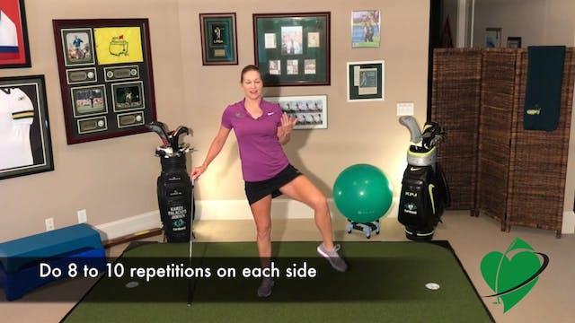 1-minute Hip Rotators