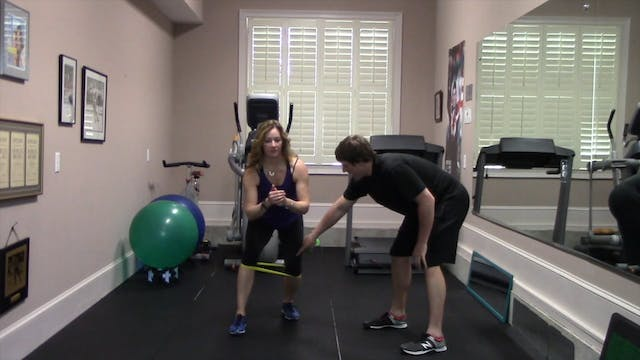 2-minute Glute Activation