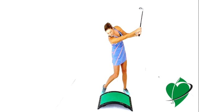 15-minute Groove Your Swing Workout (...