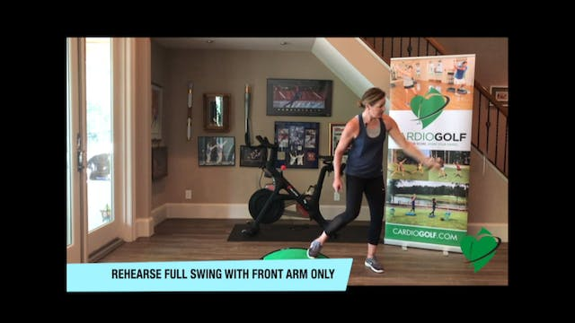 20-minute Total Body Groove Your Swin...