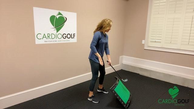 Day 15-CardioGolf™ 30 Days to a Fluid Golf Swing