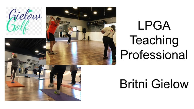 LPGA Teaching Professional Britni Gielow