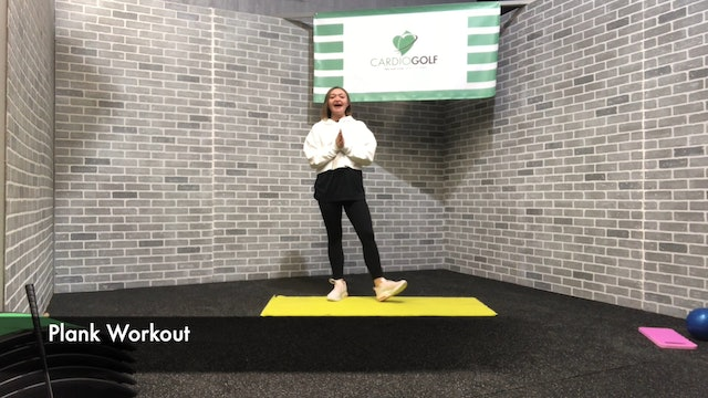 11:21-minute Plank Workout featuring Britni Gielow