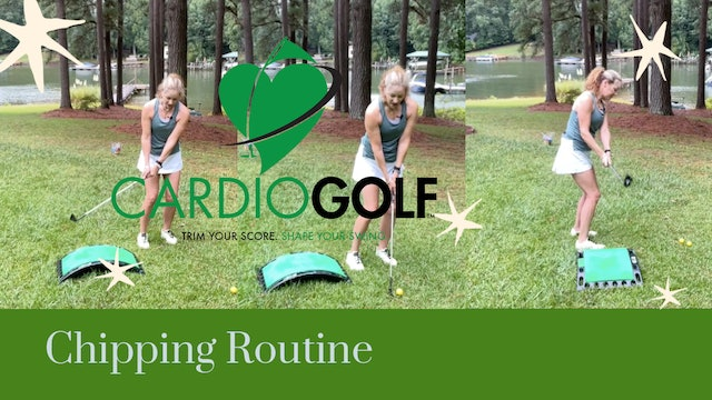 18-min Chipping Routine