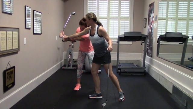 2-minute Wrist Hinge Drill