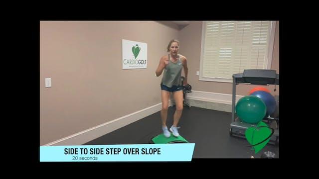 20-minute Total Body Cardio Kick Work...