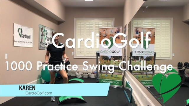 2-minute Practice Swing Challenge 04
