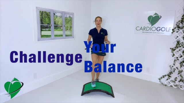 26-mim Challenge Your Balance Workout