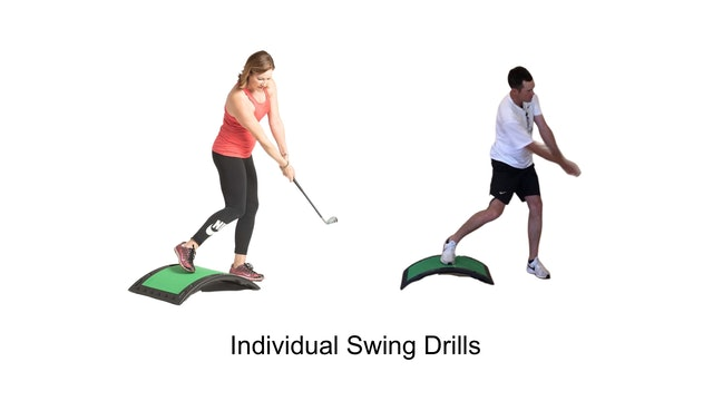 Individual Swing Drills