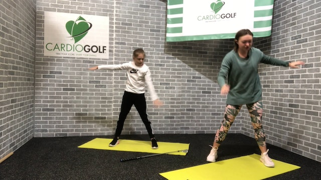 16-minute Warm Up for Junior Golf Featuring Britni Gielow