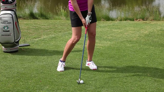 3-minute Check Points for Your Swing