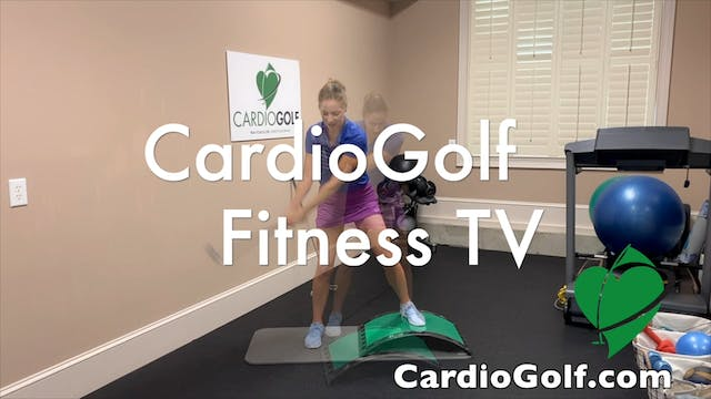 Preview Mobility for Golfers