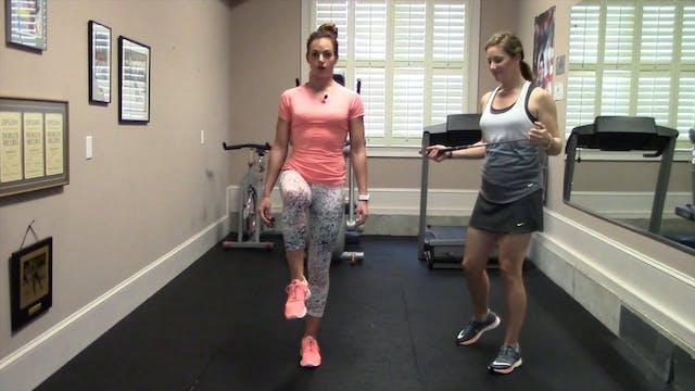 3-minute Single Leg Lift