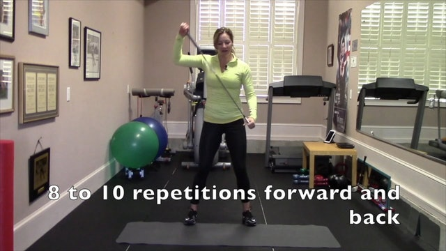 9-minute Flexibility Routine