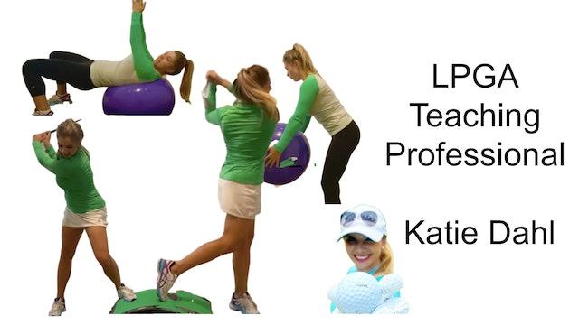LPGA Teaching Professional Katie Dalh