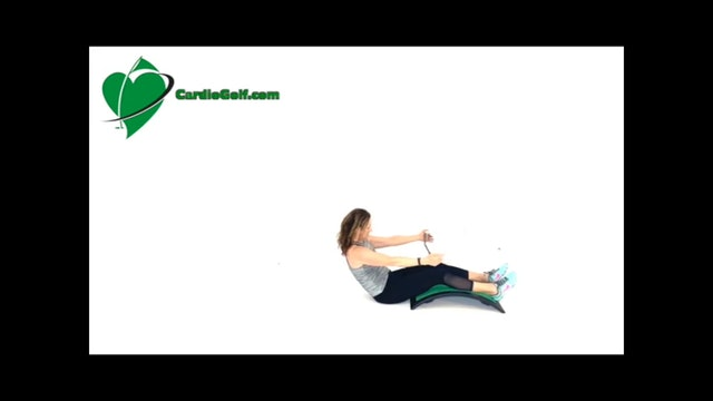16-minute Total Body Core on the Floor NO MUSIC