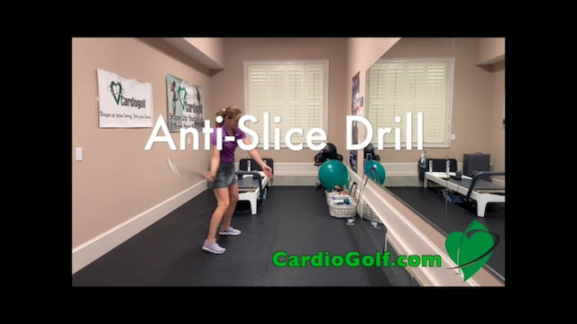22-minute At-Home Groove Your Swing Workout NO MUSIC