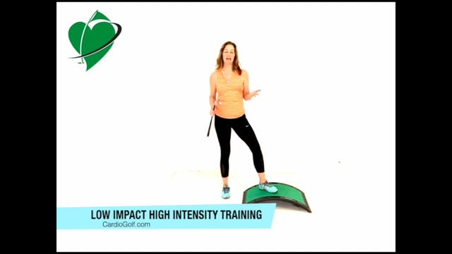 13-minute Low Impact High Intensity I...