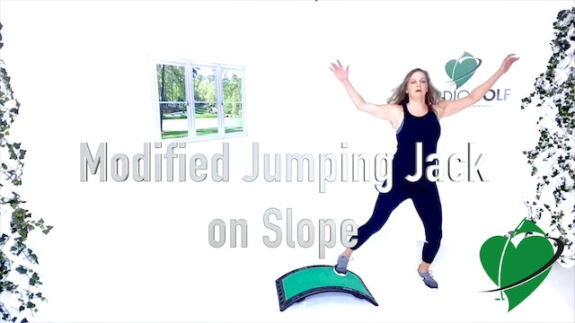 15:51-min Cardio Blast and Swing Workout with No Music