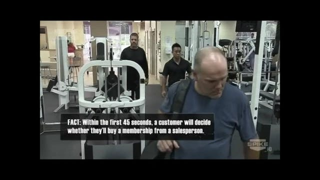 Gym Rescue-CardioGolf Saves the Day
