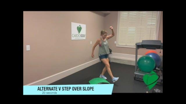 10-Minute Cardio Kick Workout  NO MUSiC
