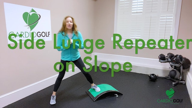 23-minute Masters Core, Balance and Swing Drills Workout (028)