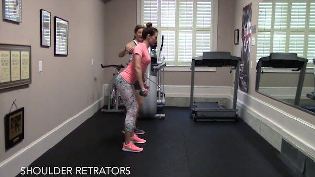 2-minute Shourder Retractors
