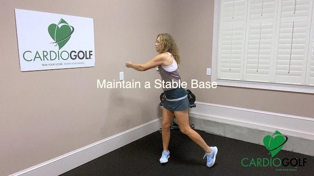 Day 10-CardioGolf™ 30 Days to a Fluid Golf Swing