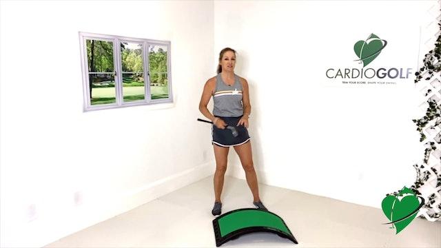 18:25 min Muscular Endurance Workout for Golfers