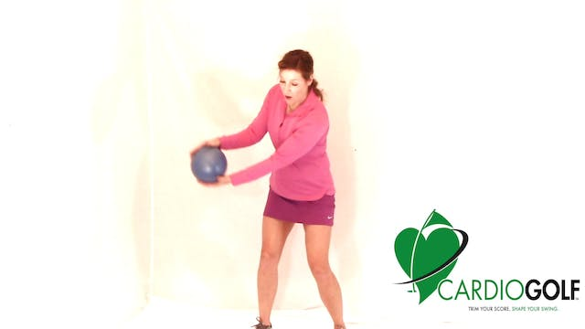 5-minute Mini-Exercise Ball Workout f...
