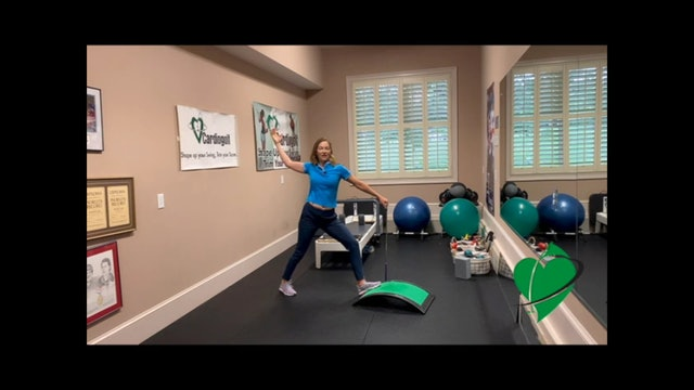 20-min At-Home Stretch Routine for Golfers