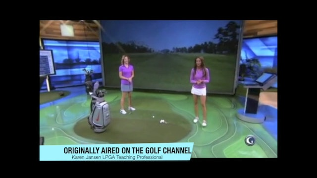 2-minute Backswing to Downswing Wide to Narrow Drill