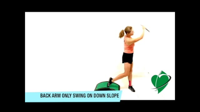 20-minute Cardio and Endurance Workout