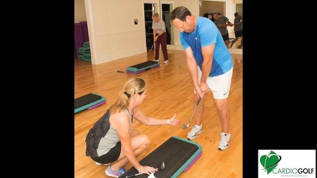 CardioGolf Shortee Practice Training ...