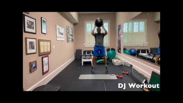 Strength Workout By Dan Jansen