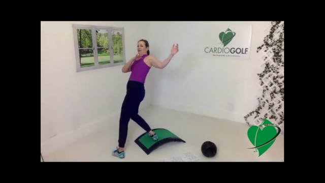 42:57 minute CardioGolf™ Groove Your ...
