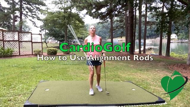 7:54 min Three Ways to Use Alignment Rods
