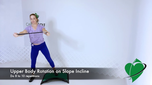 8-minute Pre-Round Warm-Up (Dynamic Rotate and Stretch Routine 001)