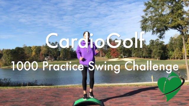 2-minute Practice Swing Challenge
