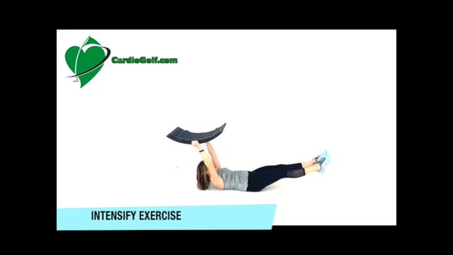 17-minute Total Body Core on the Floor