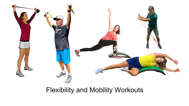 Flexibility and Mobility Workouts Specific for Golfers
